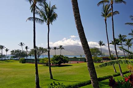 West Maui Mountain View